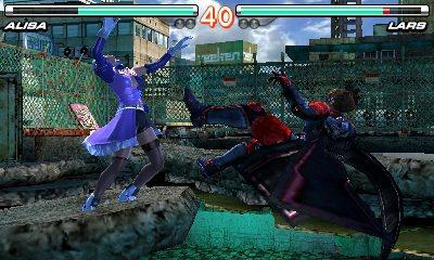 Tekken3DPrimeEdition 3DS Editeur 130