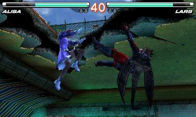 Tekken3DPrimeEdition 3DS Editeur 133