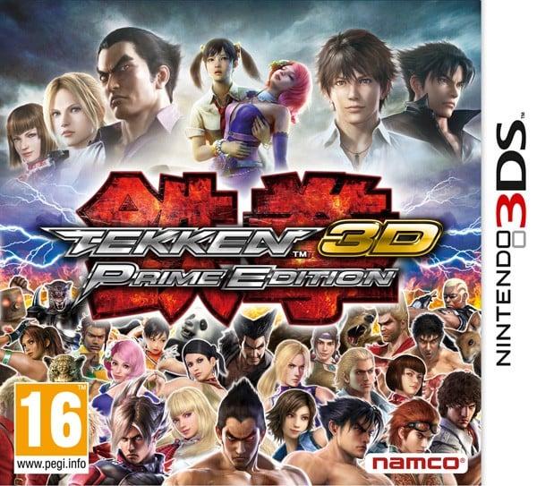 Tekken3DPrimeEdition 3DS Jaquette 001
