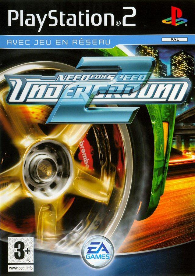 NeedforSpeedUnderground2 PS2 Jaquette 001