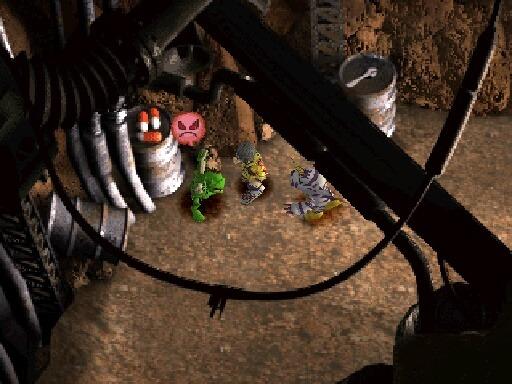 DigimonWorld PS Editeur 007