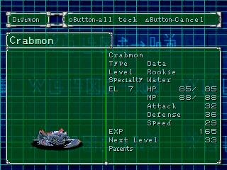DigimonWorld2 PS Editeur 003