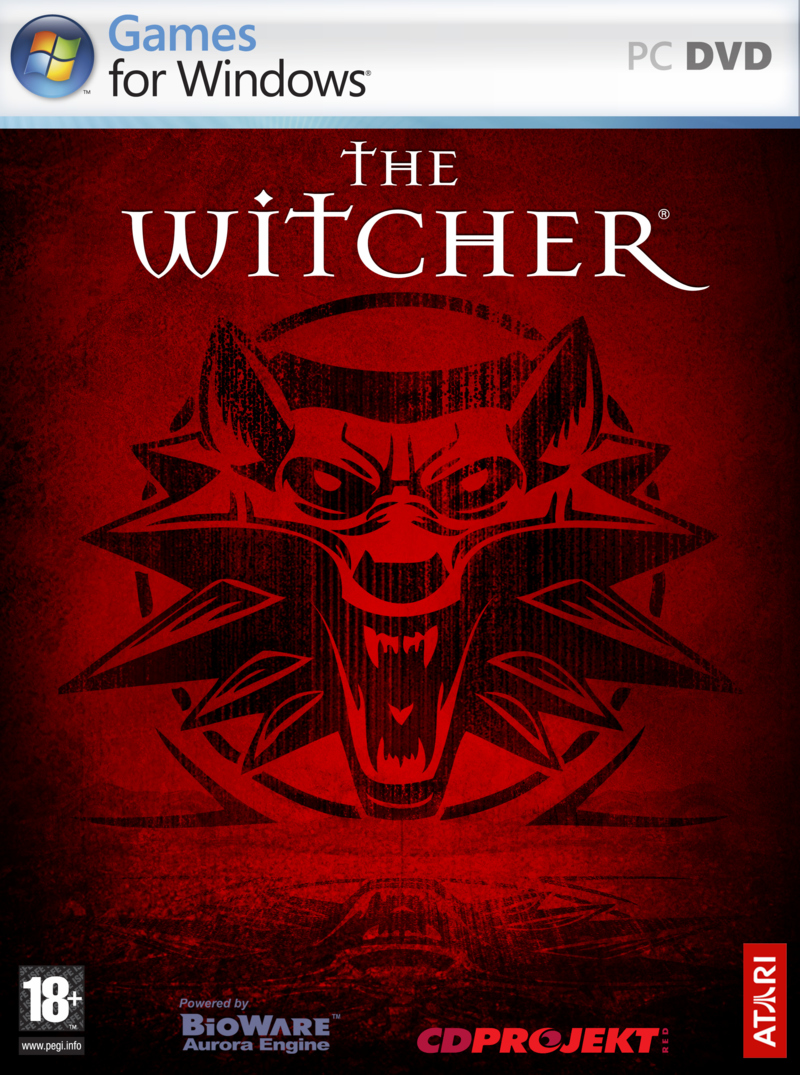 TheWitcher PC Jaquette001