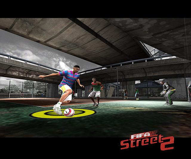 Fifastreet2 PS2 Editeur 005