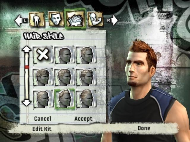 Fifastreet2 PS2 Editeur 008