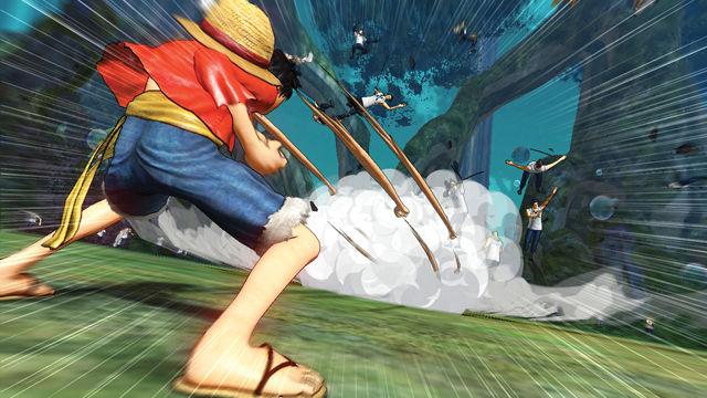 OnePieceKaizokuMuso PS3 Editeur 005