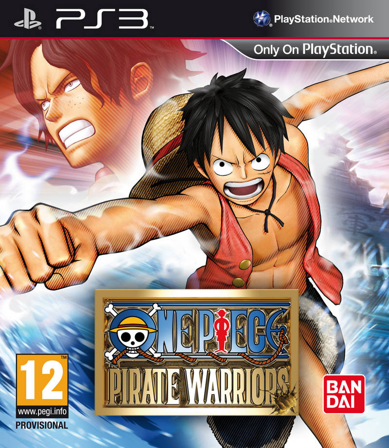 OnePiecePirateWarriors PS3 Jaquette 002