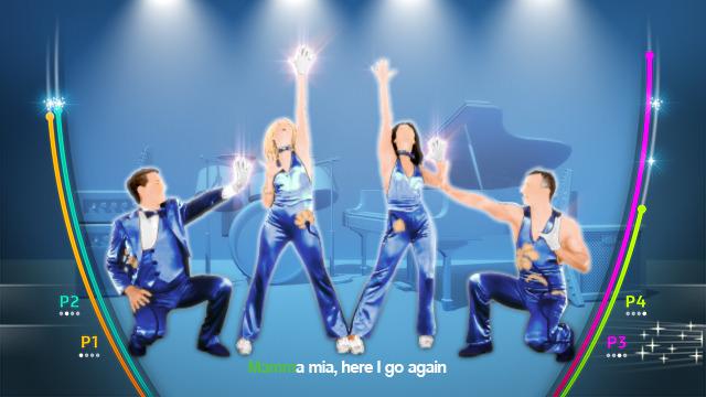 ABBAYouCanDance Wii Editeur 002