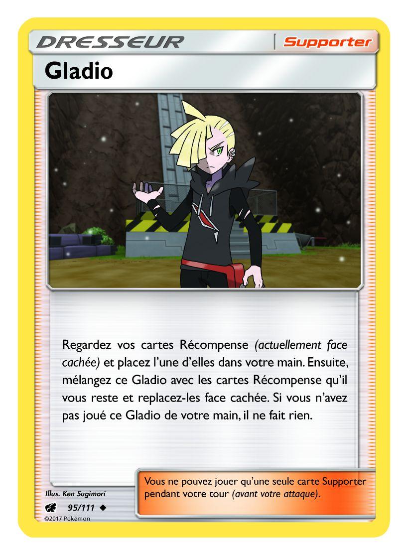 pokemonjcc GLADIO