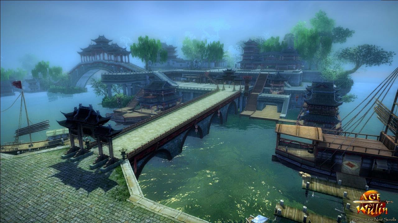 AgeofWulin-LegendoftheNineScrolls PC Editeur 008