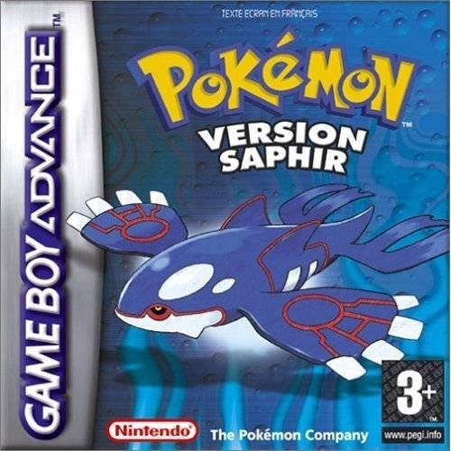 Pokémon Version Saphir