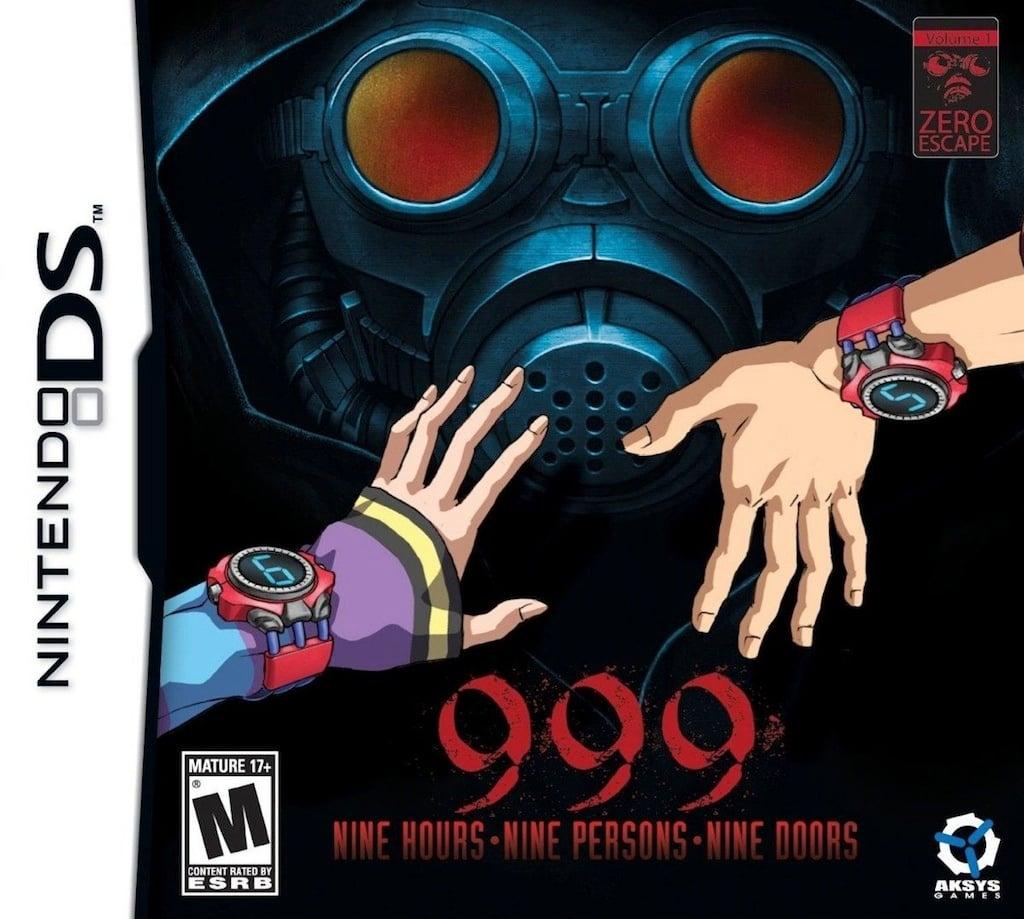 999 : Nine Hours, Nine Persons, Nine Doors