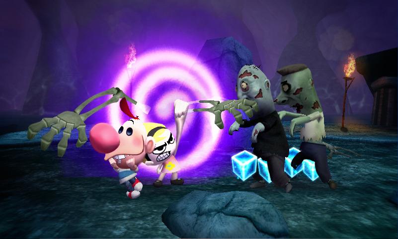 CartoonNetwork-LeChocdesHeros 3DS Editeur 013