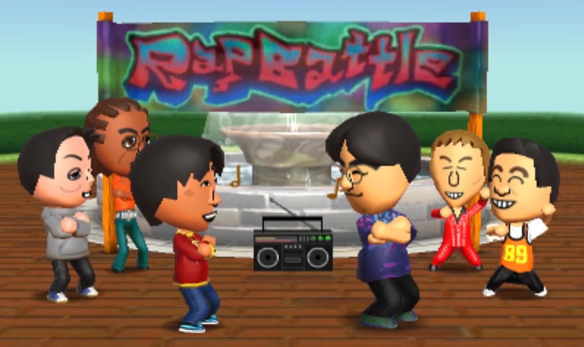 TomodachiLife 3DS Editeur 010