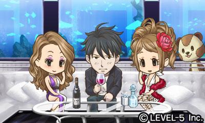 Girl-sRPGCinderelife 3DS Editeur 006