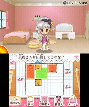 GirlsRPGCinderelife 3DS Editeur 016