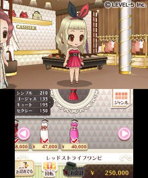 GirlsRPGCinderelife 3DS Editeur 017