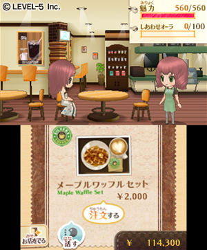 GirlsRPGCinderelife 3DS Editeur 018