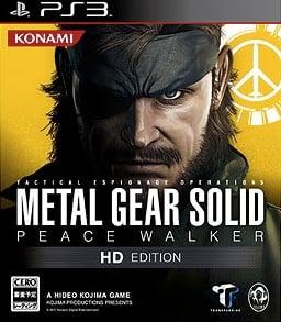 MetalGearSolid-PeaceWalker PS3 Jaquette 001