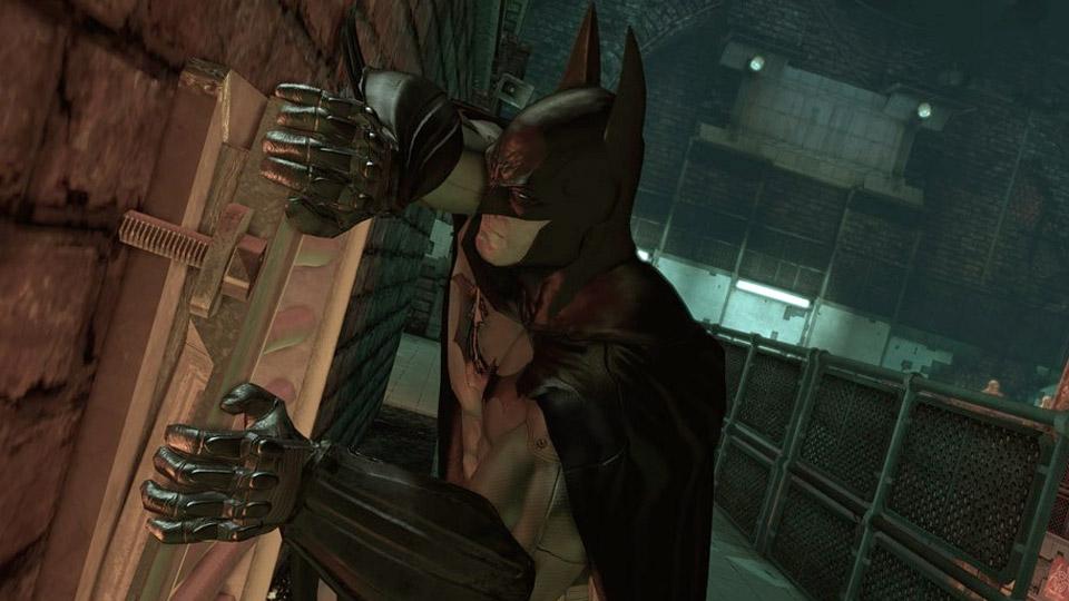 Batman-ArkhamAsylum Mac Editeur 001