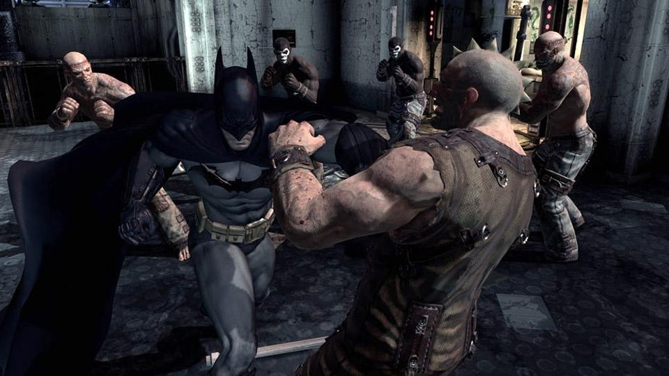 Batman-ArkhamAsylum Mac Editeur 007