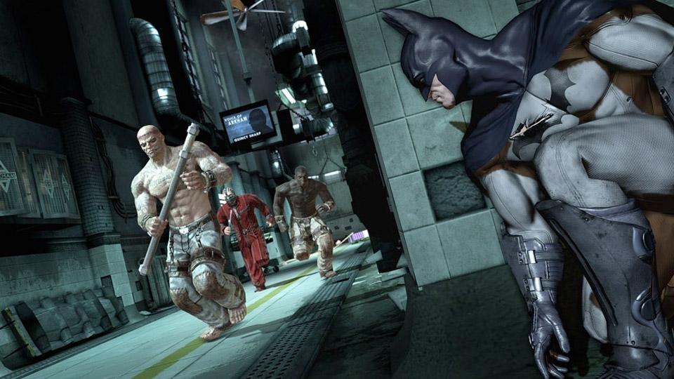 Batman-ArkhamAsylum Mac Editeur 008