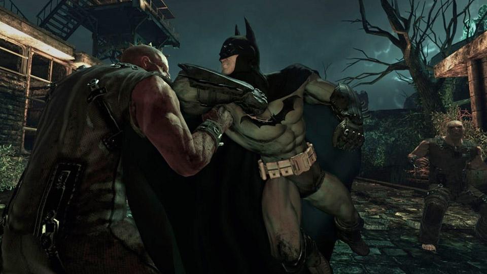 Batman-ArkhamAsylum Mac Editeur 009