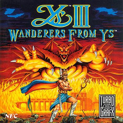 Ys III : Wanderers from Ys