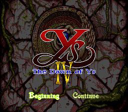 YsIV-TheDawnofYs PCEngine Div 004