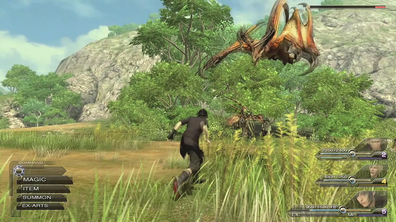 FF Versus XIII PS3