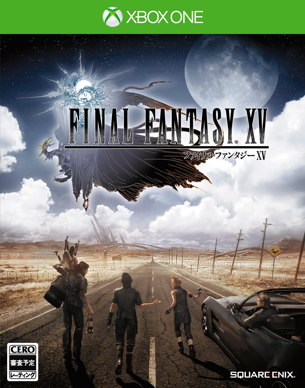 FinalFantasyXV XB1 Div 036