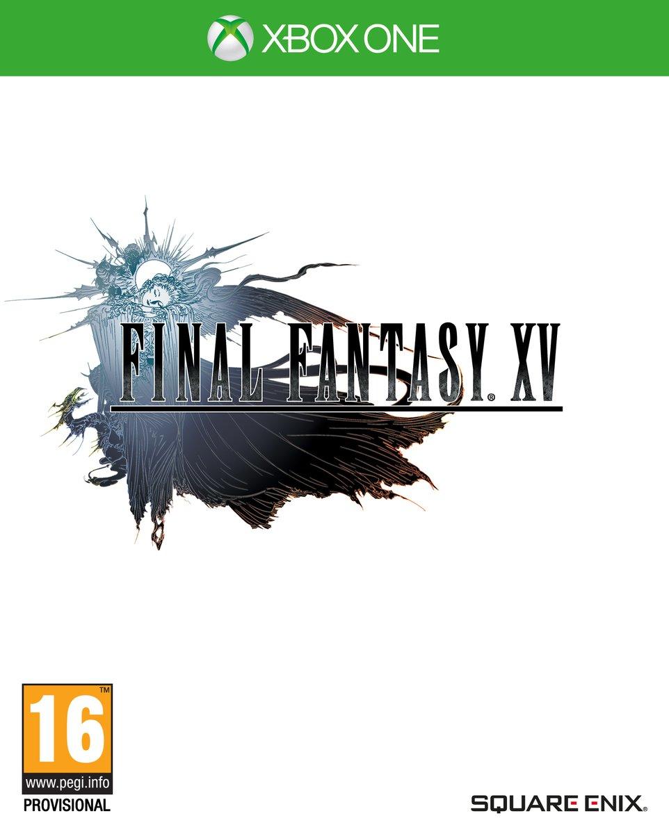FinalFantasyXV XB1 Jaquette 002