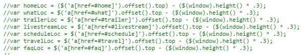 Page Javascript FF15 03