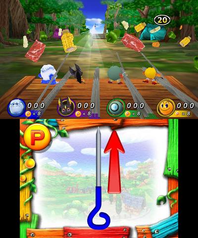 Pac-ManParty3D 3DS Editeur 011