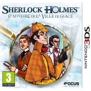 SherlockHolmesetleMysteredelaVilledeGlace 3DS Jaquette 001