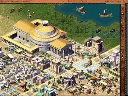 PharaonGold PC Div 031