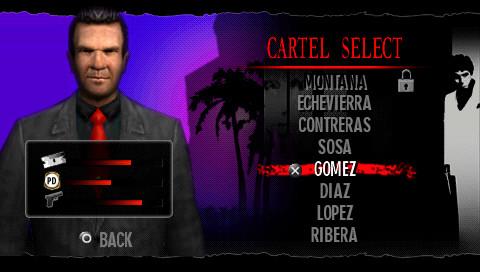 Scarface PSP Editeur 001