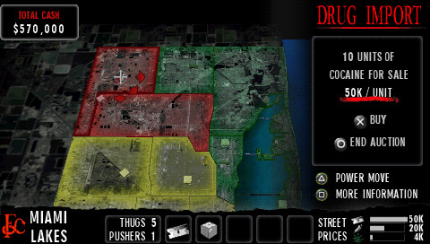 Scarface PSP Editeur 002
