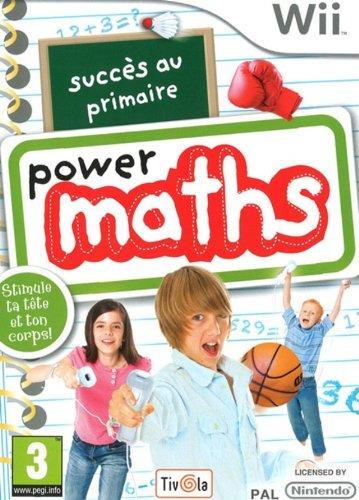 PowerMaths Wii Jaquette 001