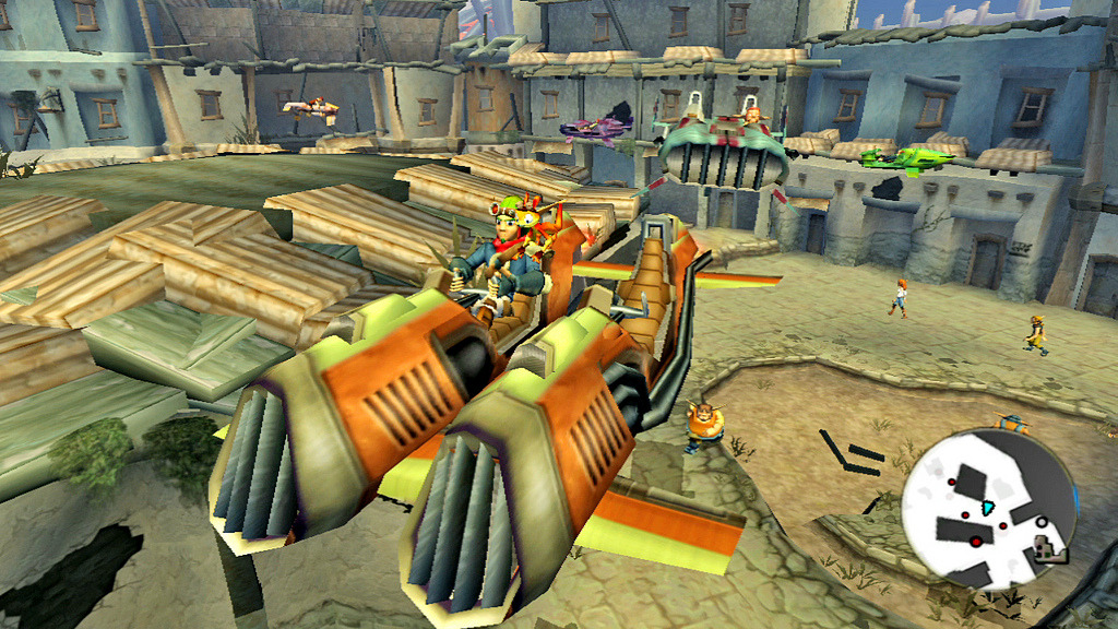 Jak And Daxter Collection 008