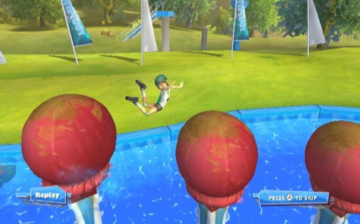 Wipeout-TheGame Wii Editeur 001