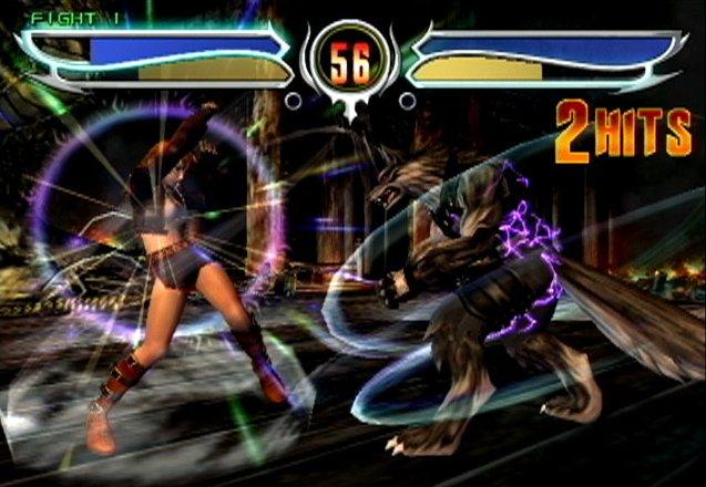 BloodyRoar4 PS2 Div 009