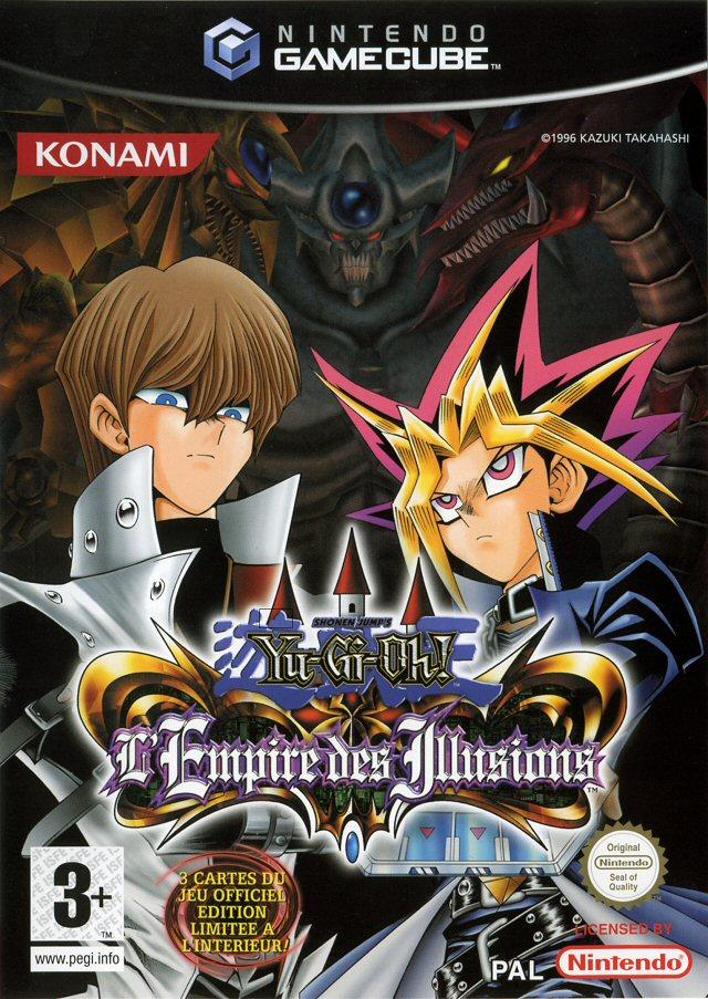 Yu-Gi-Oh-L-EmpiredesIllusions GC Jaquette 001