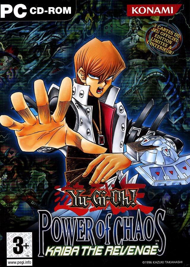 Yu-Gi-Oh! Power of Chaos : Kaiba the Revenge