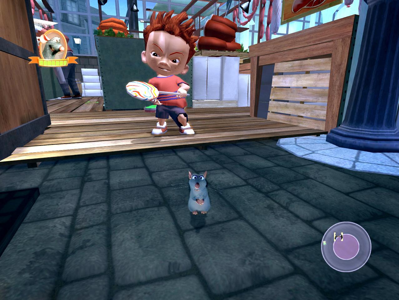 Ratatouille Xbox360i Editeur 002