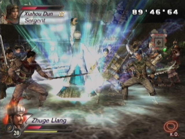 DynastyWarriors4-XtremeLegends PS2 Div 010