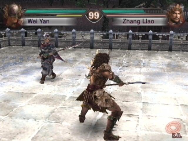 DynastyWarriors4-XtremeLegends PS2 Div 011