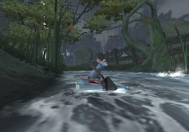 Ratatouille Wii Editeur 001