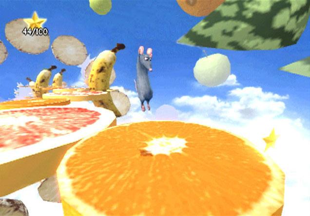 Ratatouille Wii Editeur 015
