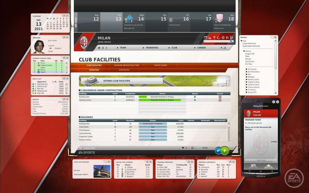 FifaManager12 PC Editeur 007